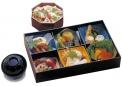 備前(ちらし寿司とお吸い物付) 3,500円(税抜)